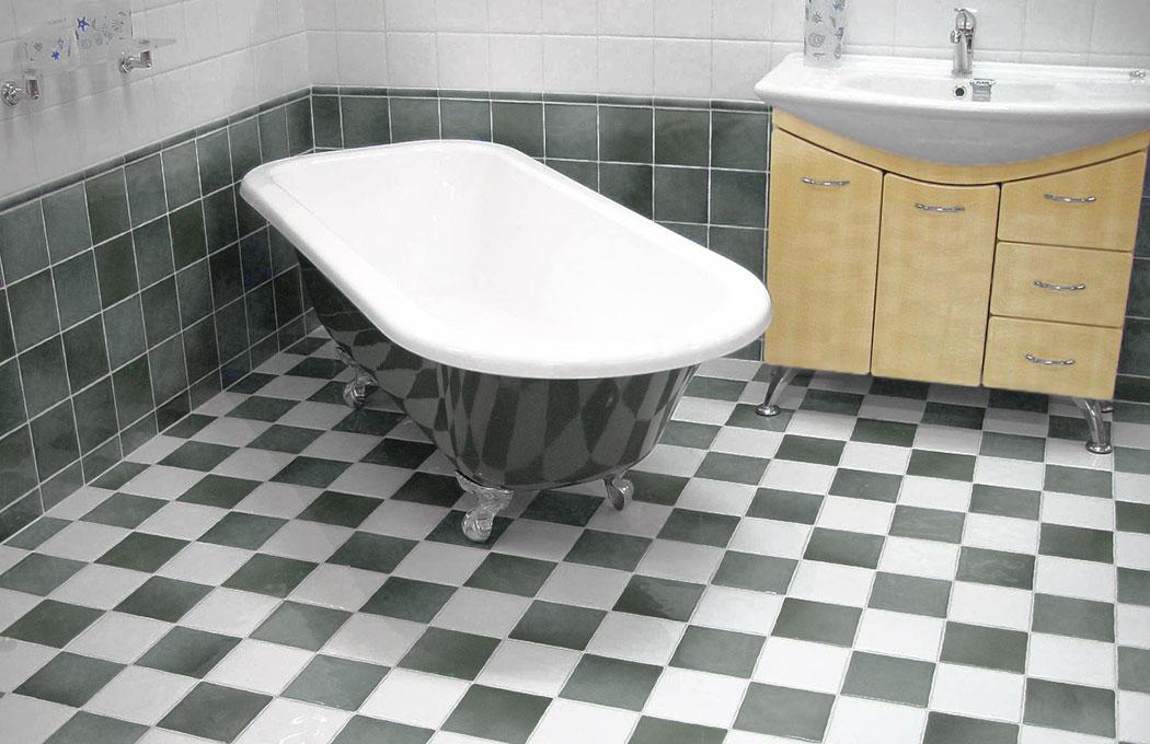 Att välja badrumsgolv - Vilket golvmaterial ska man välja?